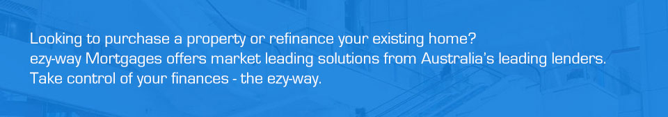 Ezy-way Mortgages